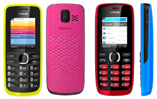 Harga HP Nokia 110 Dan Nokia 112