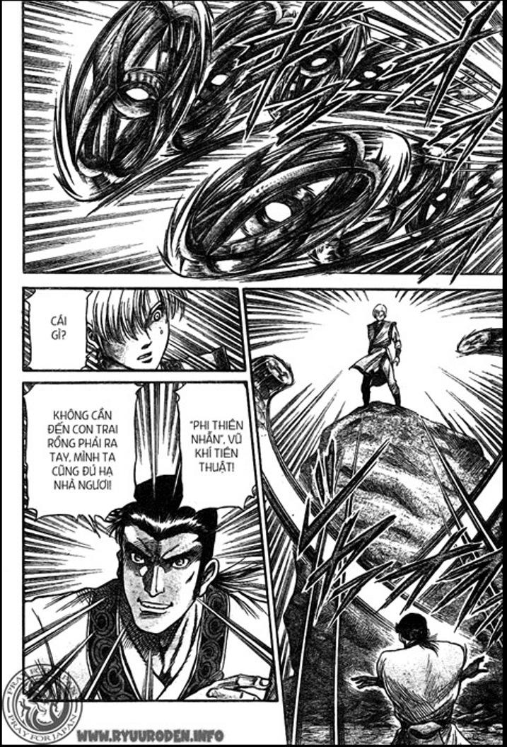 Chú Bé Rồng - Ryuuroden chap 209 - Trang 14