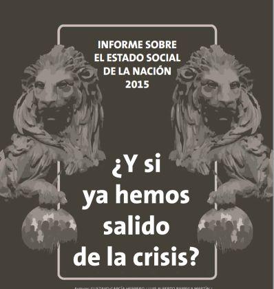 Estado Social de la Nación 2015