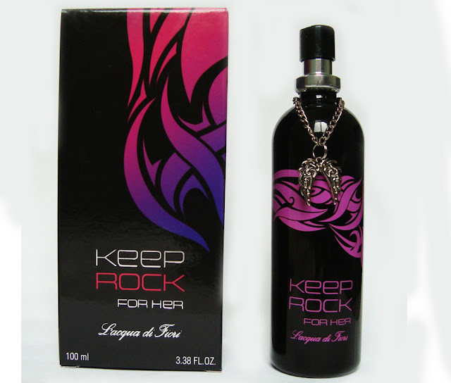 Keep Rock for Her da L'acqua di Fiori