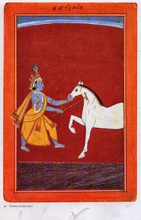 Krishna Destroys Kesi