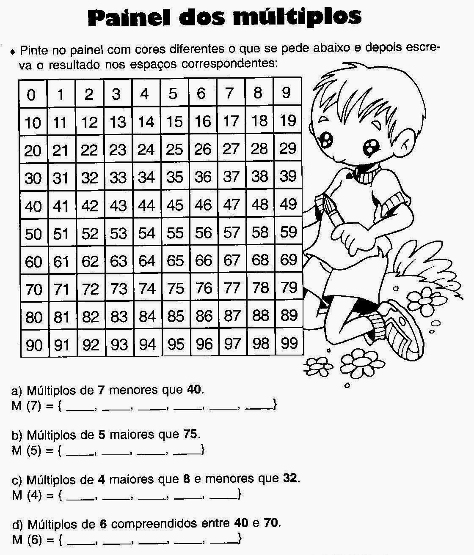 Muitas vezes ATIVIDADES DE MATEMÁTICA PARA O ENSINO FUNDAMENTAL DX92