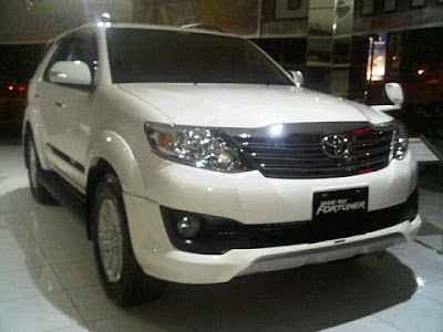 Fortuner, now appear with the dashing exterior that will provide