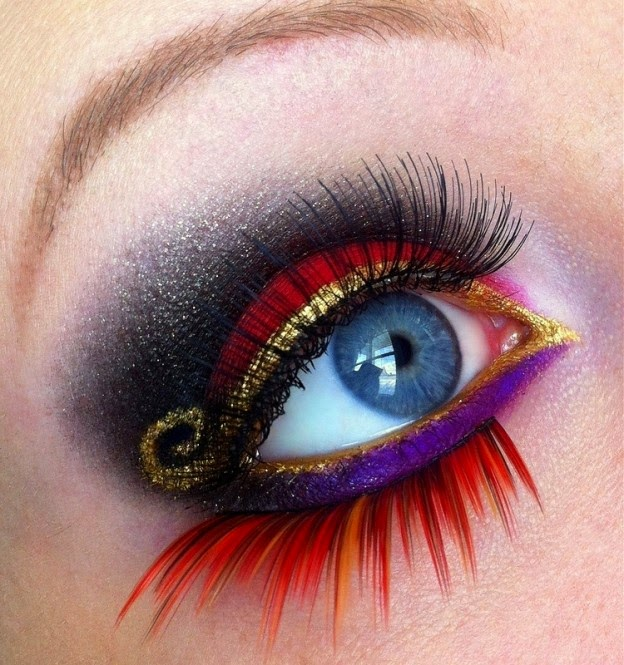 Disney-Inspired Eye Makeup Designs: Get the Look