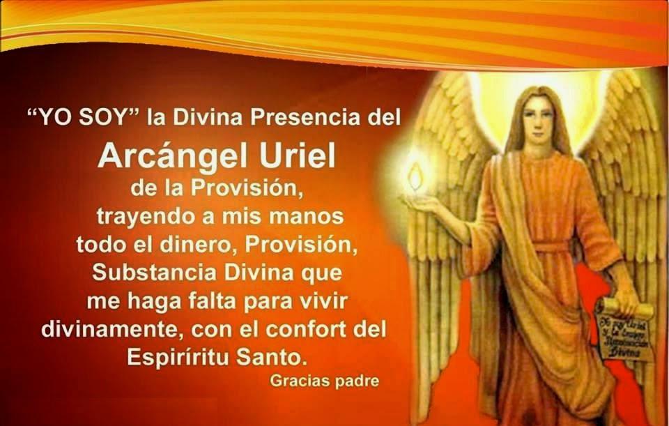 abundancia amor y plenitud conoce mas a fondo las On arcangel uriel significado