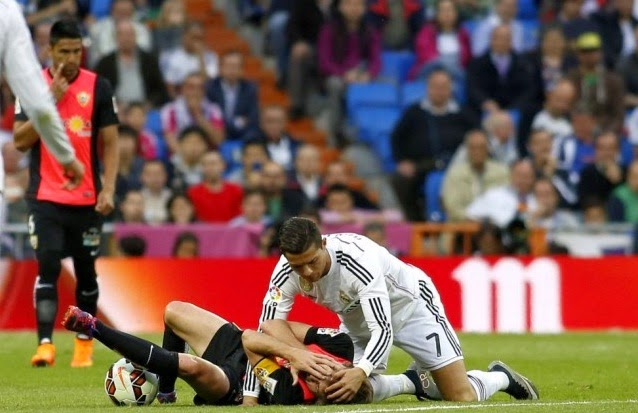 Results: Real Madrid 3-0 Almeria Matchday 34