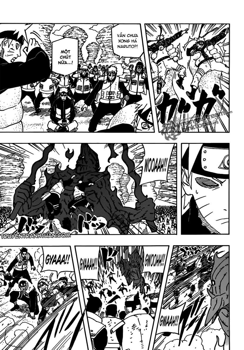 Naruto - Chapter 560 - Pic 12