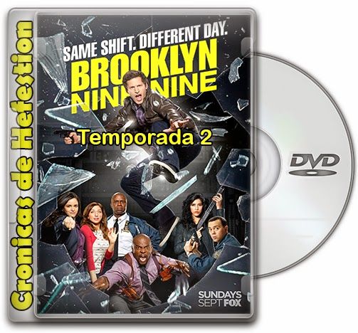 Brooklyn Nine-Nine - Temporada 2