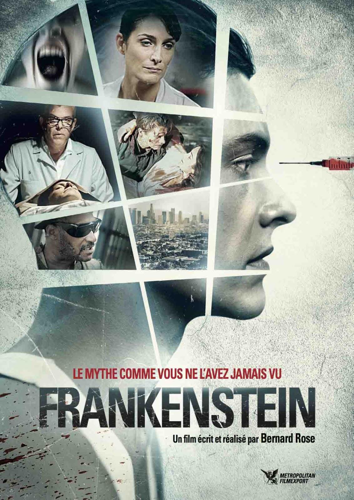 Frankenstein Torrent - Blu-ray Rip 720p e 1080p Dublado (2016)