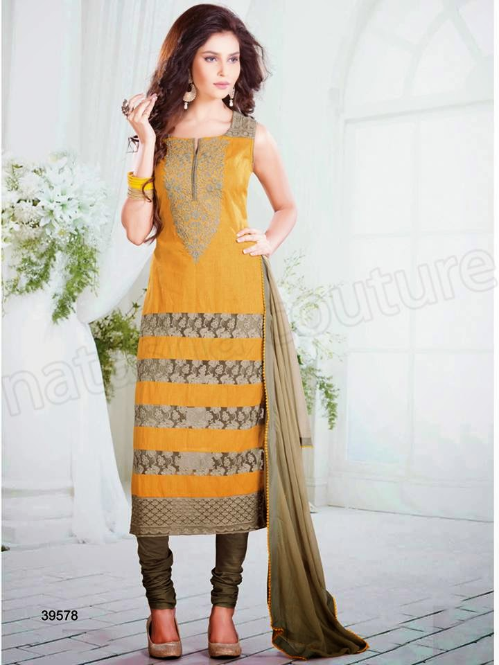 Party Wear | Latest Party Wear Suits For Indian Girls 2015 By ...