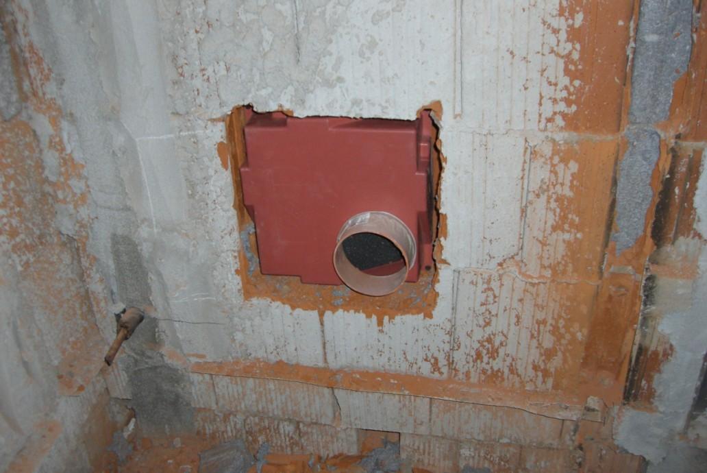 Promura romagna srls servizi tecnici per per la casa progetti tecnici muratori e artigiani - Foro areazione cucina ...
