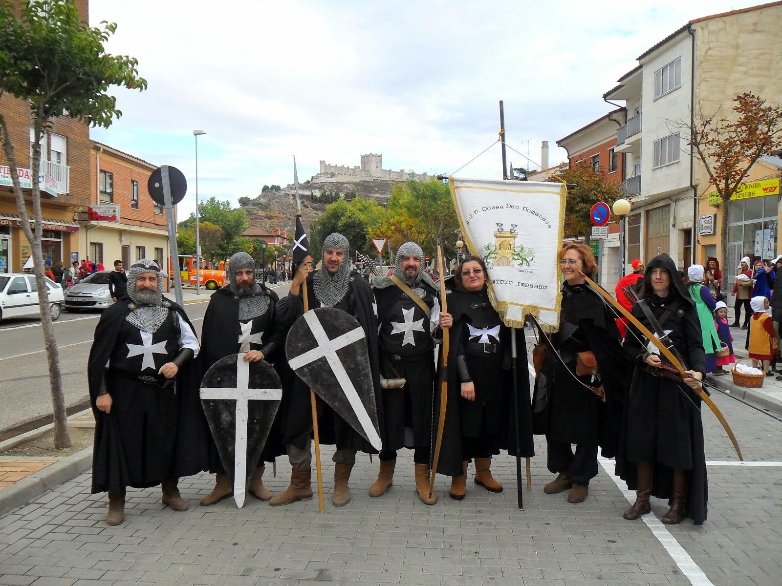 Desfile Historico Peñafiel