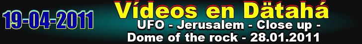 OVNI EN JERUSALEM...