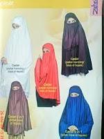 Jilbab zahrah