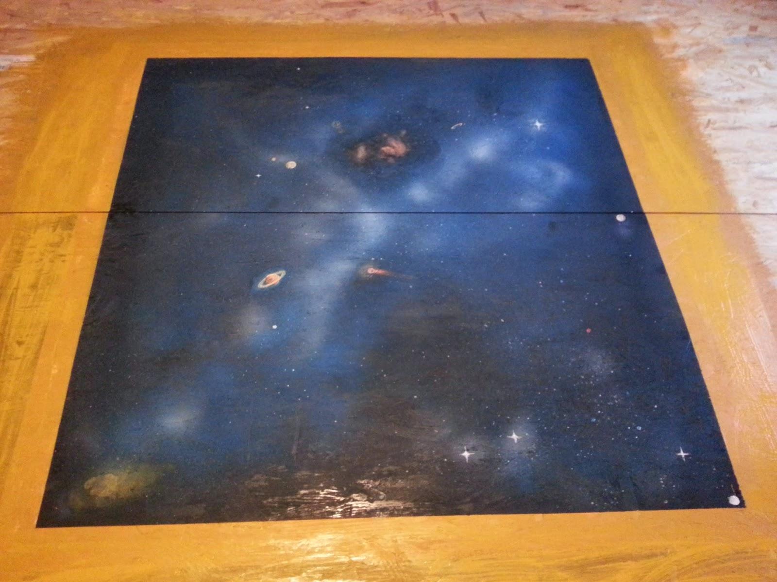 Sword and Paintbrush - Neuer Post: Tie Phantom repaint Star+Wars