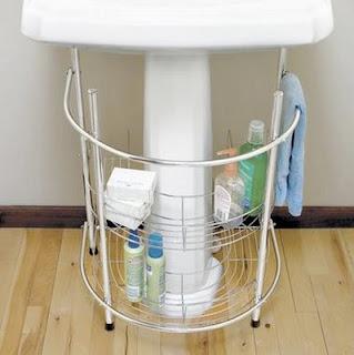 Homesweethome as regras de armazenamento no banheiro for Bathroom storage ideas b q