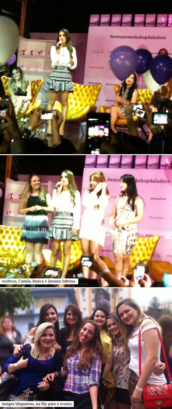 Joinville, Blogueiras, Make Up, Camila Coelho, Andreza Goulart, Janaina Sabrina, Bianca, Boca Rosa,