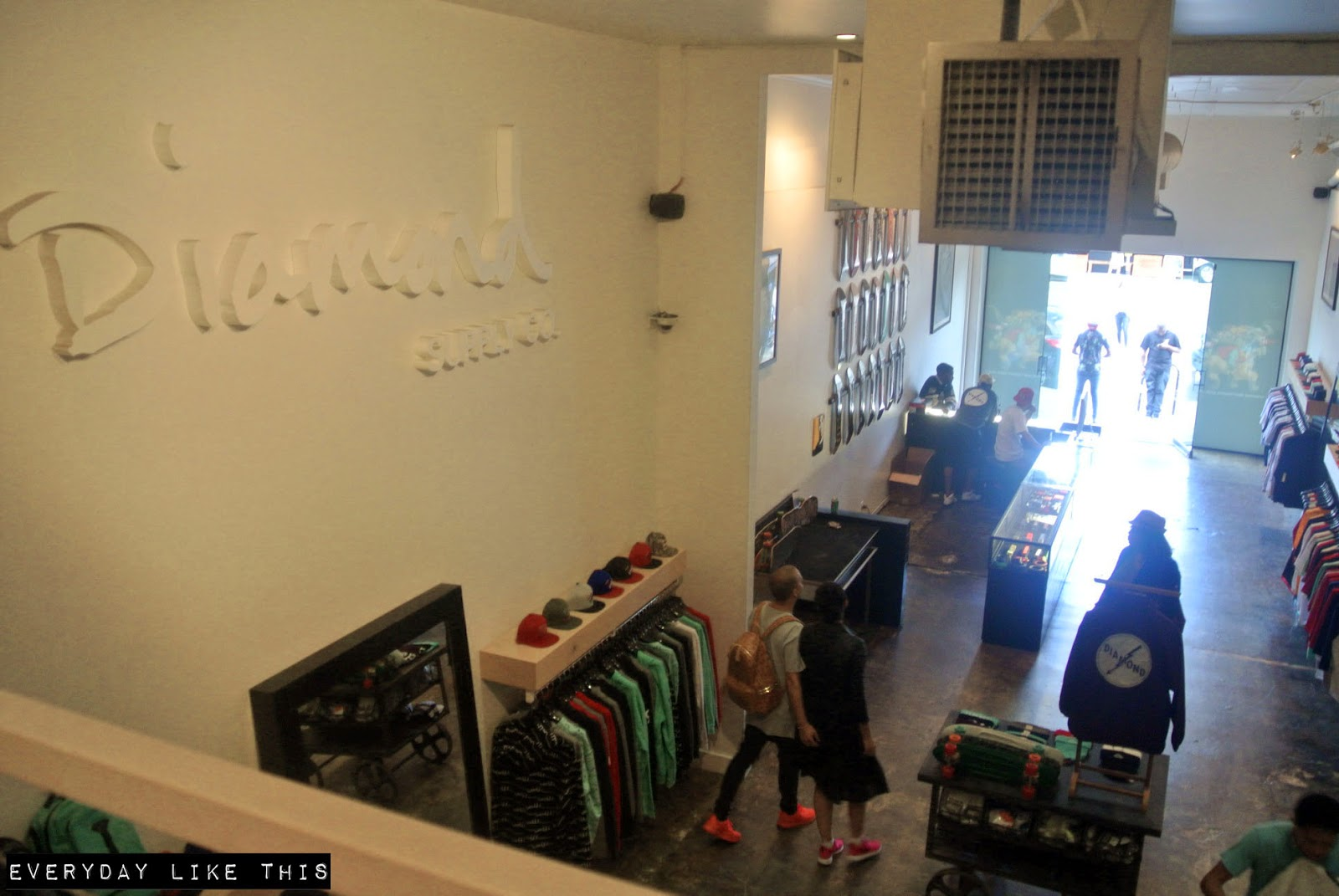 street wear fairfax avenue crooks and castle everyday like this travels usa los angeles california