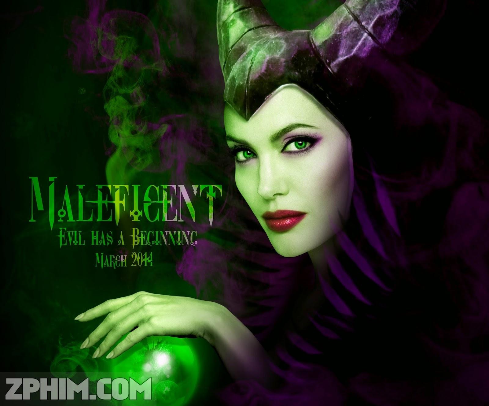 Ảnh trong phim Tiên Hắc Ám - Maleficent 1