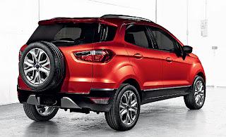 Fotos do novo Ford EcoSport - 2013 4