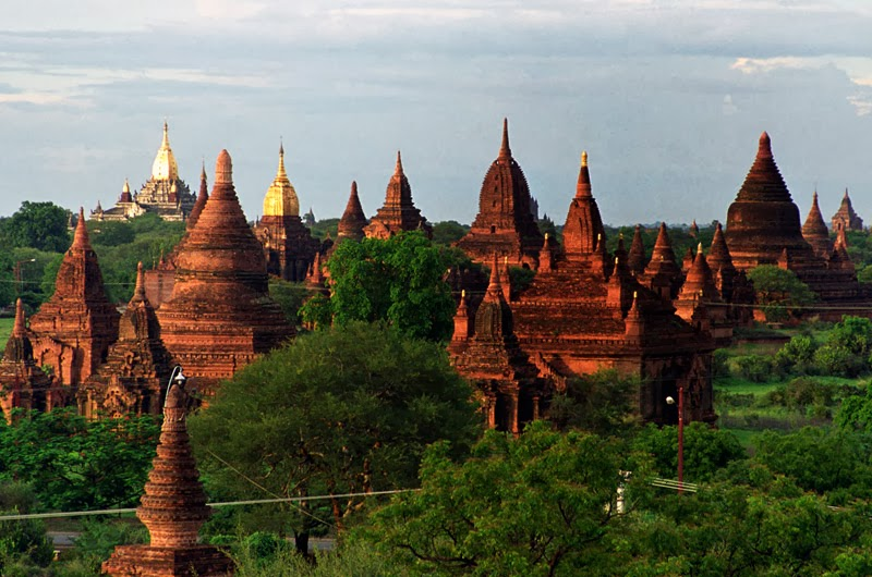 The Beautiful Architectural Bagan State Of Myanmar Beautiful Traveling Places
