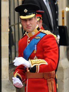 Pangeran William - Kate Jalani Pawai Pernikahan