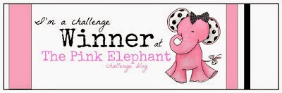 The Pink Elephant Winner