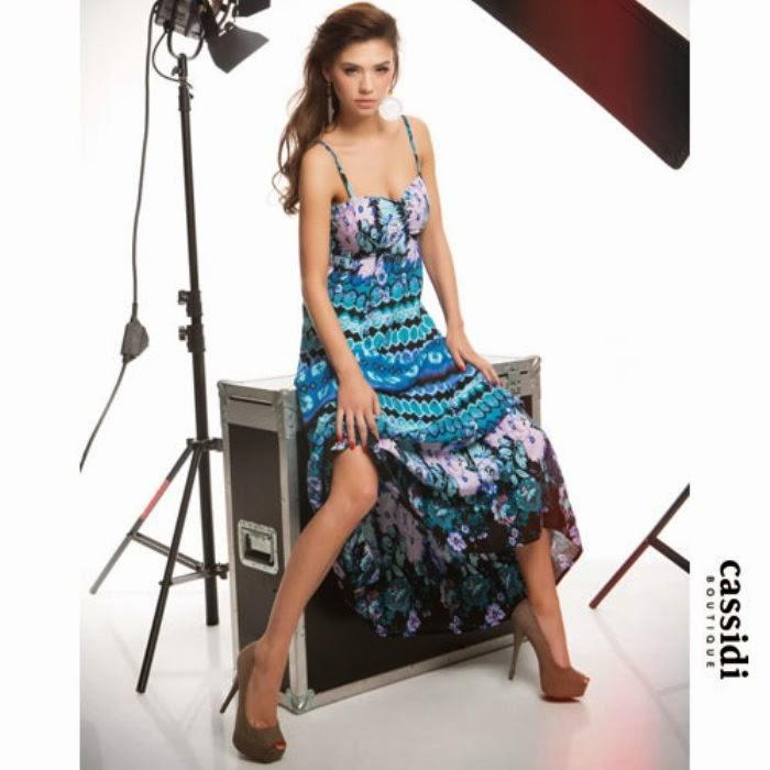 בלוג אופנה Vered'Style - קולקציית קיץ 2014 של קסידי בוטיק