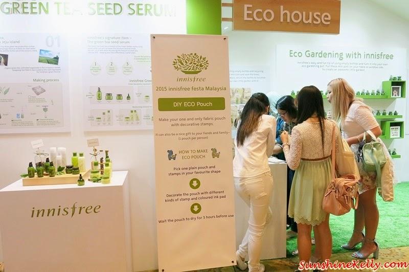Lee Min Ho, Play Green, Innisfree, Innisfree Malaysia, Innisfree from Korea, Jeju Island, Innifree Festa 2015 Malaysia, Green Life Campaign, Green Campaign
