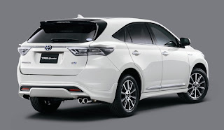 Toyota-Harrier-2014-New-Model-in-Japan-Pictures