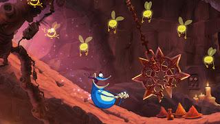Rayman Origins Vita Review