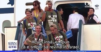 Alfa Omega TV: Miracolul aliyah va fi în ascensiune în anii viitori | Jerusalem Dateline