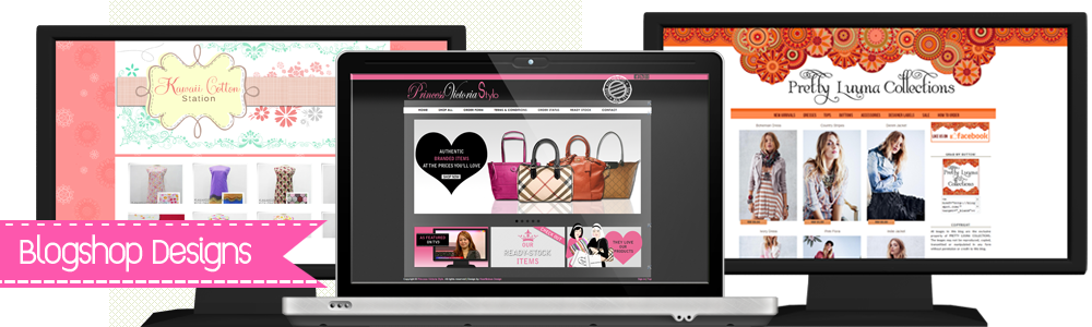 Heartlicious Design is a Malaysia based Blog Designer specializes in fresh, quality and affordable custom Blog Designs for individuals and small business