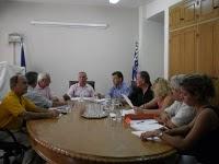 Αντπεριφέρεια - Σύσκεψη για λιμάνια κι αλιευτικά