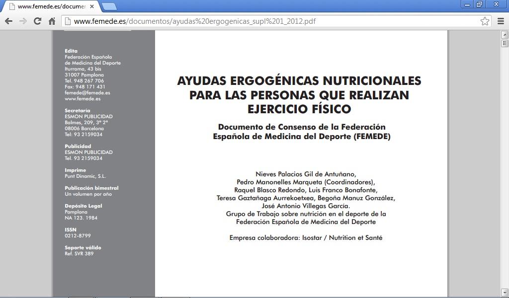 ayudas ergogenicas pdf