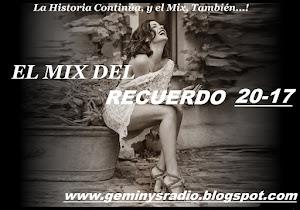 EL MIX DEL RECUERDO 20-17