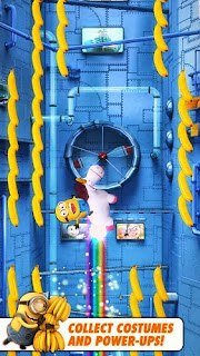 Despicable Me apk banana fight