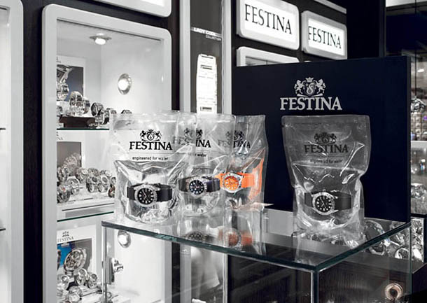Design de Embalagem - Festina - Packaging Design
