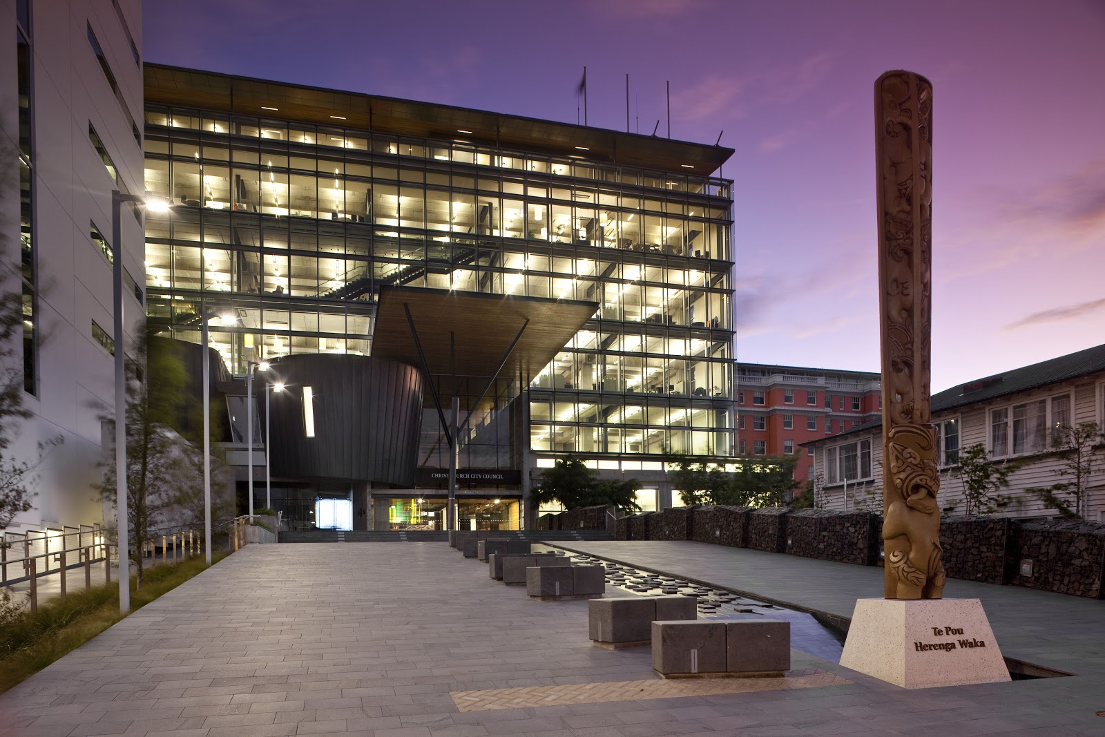 the winners in the new zealand architecture awards ForArchitects Christchurch