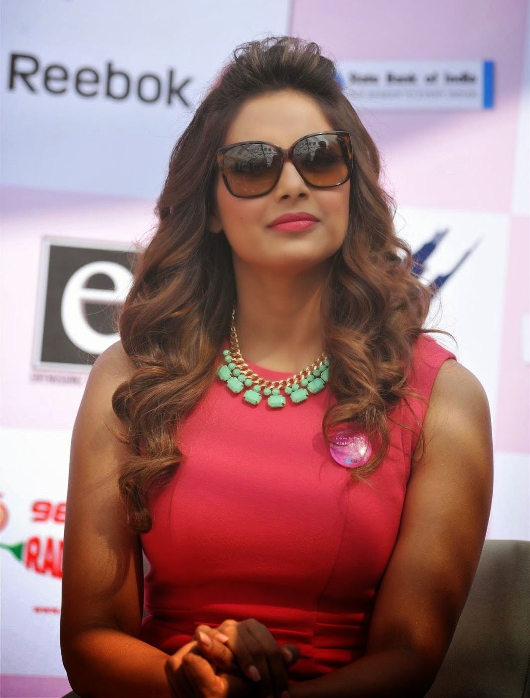 Bipasha Basu Hot In Red Short