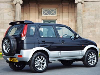 Planet Dcars 2003 Daihatsu Max Concept