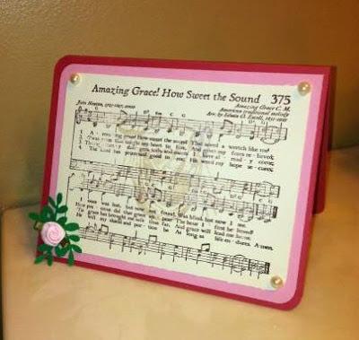 "ODBD ""Amazing Grace Hymn"" and ""God's Hands"" Designer Lesley aka Marleygo"