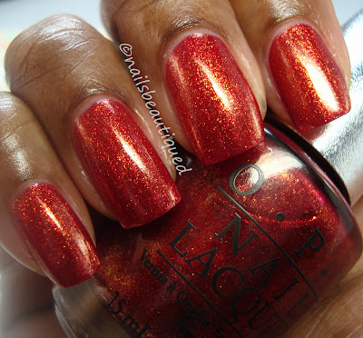 OPI Designer Series Shades Fall 2012 Indulgence and Luxurious