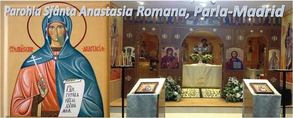 Parohia Sfanta Anastasia Romana, Parla-Madrid