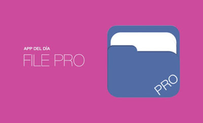File Pro para iPod, iPhone