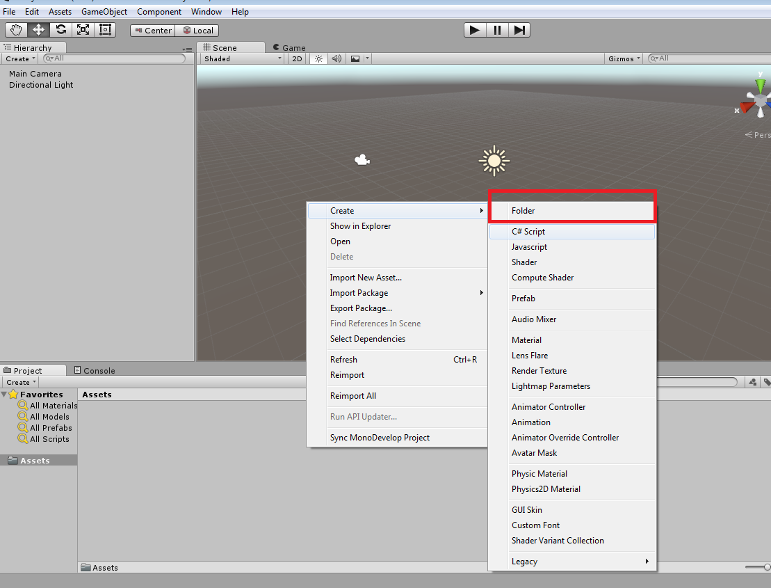 how to create sprites for unity