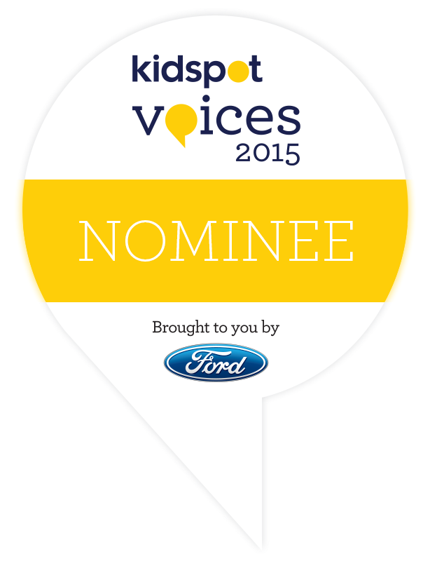Awardy Stuff - Voices of 2015 Nominee