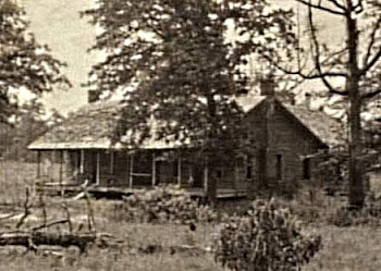 The Cole house