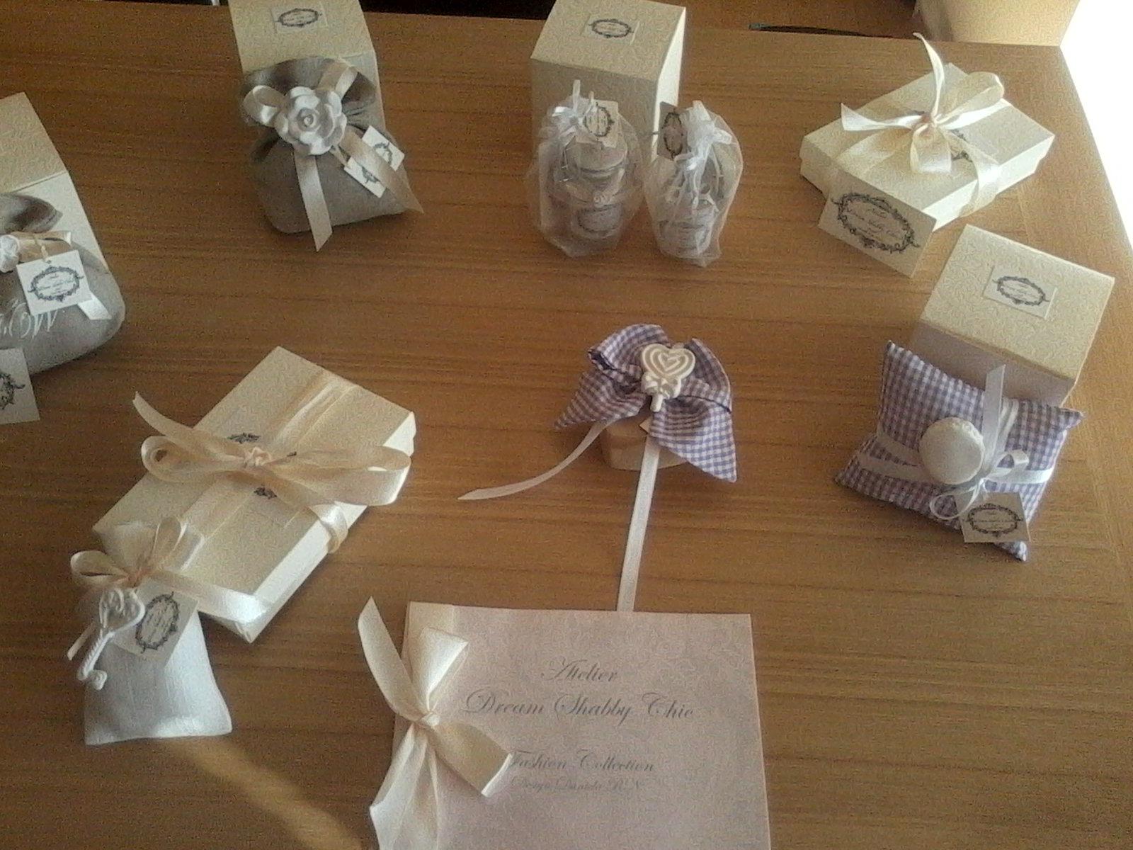 Forever Wedding Planner: Shabby Chic Favors