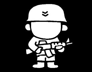 Dibujos de Soldados
